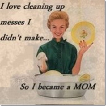 Messes Mom