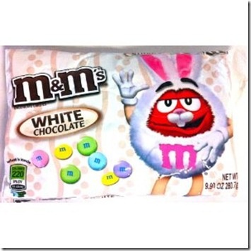 WC M&M's