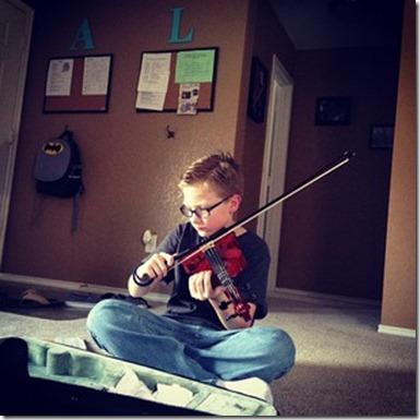 luke violin