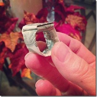 Luke's $ Ring