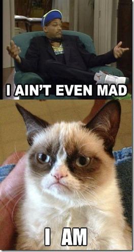 Grumpy Mad